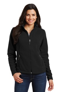 Port Authority Ladies Outerwear Sweatshirts & Fleece for Hospitality ® Ladies Value Fleece Jacket.-Port Authority