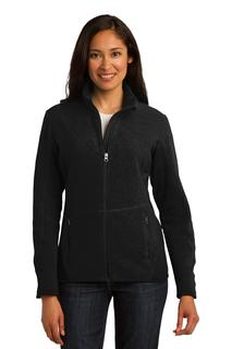 Port Authority® Ladies R-Tek® Pro Fleece Full-Zip Jacket.-