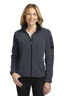 Port Authority® Ladies Enhanced Value Fleece Full-Zip Jacket.-