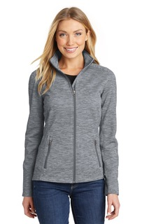 Port Authority Women's Full Zip Fleece Jacket.