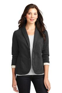 Port Authority® Ladies Fleece Blazer.-Port Authority