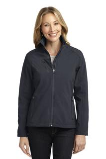 Port Authority® Ladies Welded Soft Shell Jacket.-Port Authority