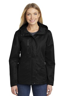 Port Authority® Ladies All-Conditions Jacket.-
