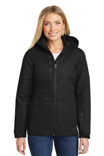 PortAuthority®LadiesVortexWaterproof3-in-1Jacket.-Port Authority