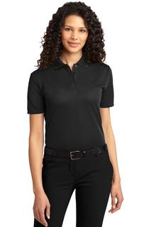 Port Authority® Ladies Dry Zone® Ottoman Polo.-Port Authority