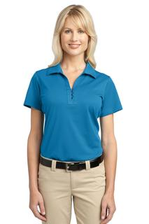 Port Authority® Ladies Tech Pique Polo.-Port Authority