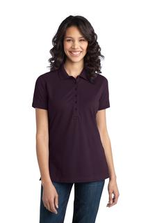 Port Authority® Ladies Stretch Pique Polo.-