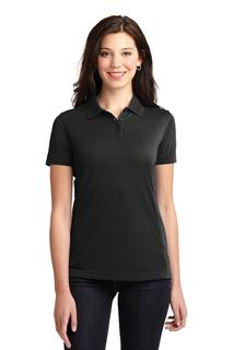 Port Authority Ladies Hospitality Polos & Knits ® Ladies 5-in-1 Performance Pique Polo.-Port Authority