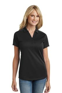 Port Authority Ladies Hospitality Polos & Knits ® Ladies Diamond Jacquard Polo.-Port Authority