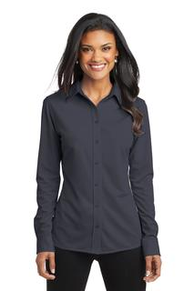 Port Authority® Ladies Dimension Knit Dress Shirt.-