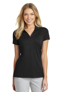 Port Authority® Ladies Rapid Dry Mesh Polo.-
