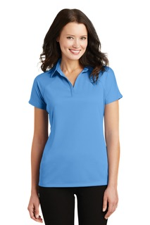 Port Authority® Ladies Crossover Raglan Polo.-
