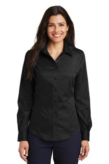 Port Authority® Ladies Non-Iron Twill Shirt.-Port Authority