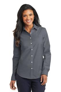 PortAuthority®LadiesSuperProOxfordShirt.-Port Authority