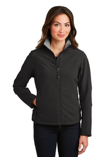 Port Authority® Ladies Glacier® Soft Shell Jacket.-