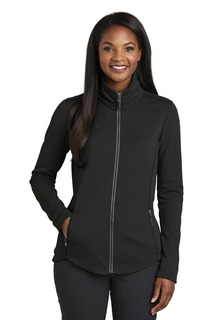 Port Authority Ladies Outerwear,Sweatshirts&Fleece for Corporate Hospitality ® Ladies Collective Smooth Fleece Jacket.-Port Authority