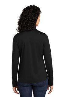 Port Authority ® Ladies Silk Touch Performance 1/4-Zip