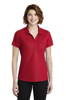 Port Authority ® Ladies EZPerformance Pique Polo.-Port Authority