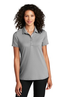 Port Authority ® Gingham Polo-