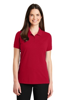 Port Authority® Ladies EZCotton® Polo.-Port Authority