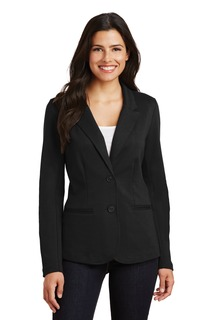 Port Authority® Ladies Knit Blazer.-