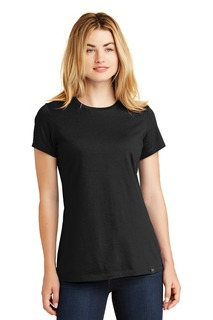 New Era ® Ladies Heritage Blend Crew Tee.-New Era