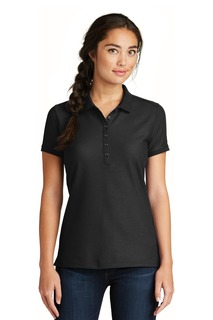 New Era ® Ladies Venue Home Plate Polo.-New Era