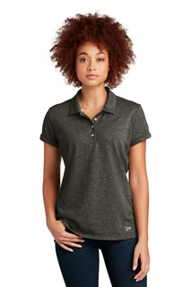New Era ® Ladies Slub Twist Polo-New Era