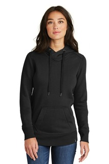 New Era ® Ladies French Terry Pullover Hoodie.-New Era
