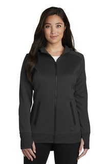 New Era ® Ladies Venue Fleece Full-Zip Hoodie.-New Era