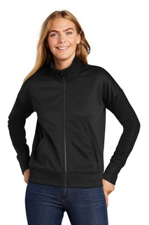 New Era ® Ladies Track Jacket-New Era