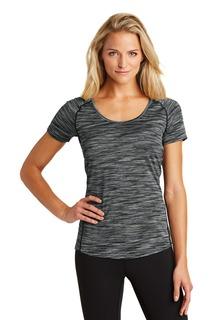 OGIO ® ENDURANCE Ladies Verge Scoop Neck.-OGIO