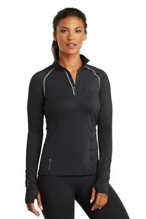 OGIO® ENDURANCE Ladies Nexus 1/4-Zip Pullover.-