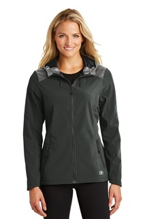 OGIO Ladies Outerwear for Corporate & Hospitality ® ENDURANCE Ladies Liquid Jacket.-OGIO