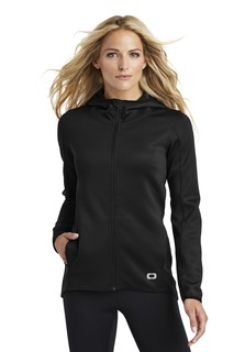 OGIO Ladies Outerwear for Corporate & Hospitality ® ENDURANCE Ladies Stealth Full-Zip Jacket.-OGIO