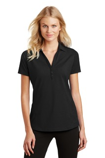 OGIO® Ladies Onyx Polo.-OGIO