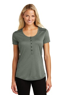 OGIO ® Ladies Orbit Henley.-OGIO