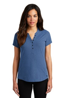 OGIO ® Ladies Tread Henley.-