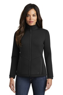 OGIO ® Ladies Axis Bonded Jacket.-OGIO