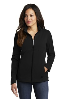 OGIO ® Ladies Exaction Soft Shell Jacket.-