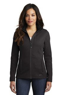 OGIO ® Ladies Grit Fleece Jacket.-OGIO