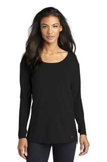 OGIO ® Ladies Luuma Long Sleeve Tunic.-OGIO