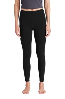 Sport-Tek ® Ladies High Rise 7/8 Legging-