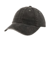 Port Authority Garment-Washed Cap.-