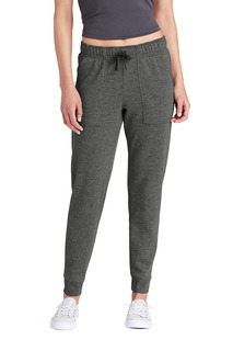 Sport-Tek ® Ladies PosiCharge ® Tri-Blend Wicking Fleece Jogger-Sport-Tek