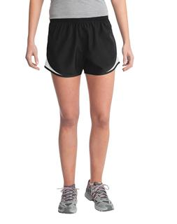 Sport-Tek Ladies Activewear & Outerwear for Hospitality ® Ladies Cadence Short.-Sport-Tek