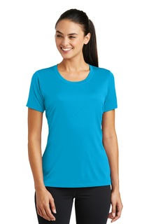 Sport-Tek® Ladies PosiCharge® Tough Tee.-