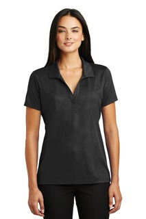Sport-Tek® Ladies Embossed PosiCharge® Tough Polo®.-