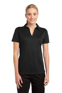 Sport-Tek® Ladies PosiCharge® Active Textured Polo.-Sport-Tek