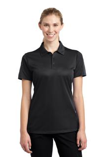 Sport-Tek® Ladies PosiCharge® Active Textured Colorblock Polo.